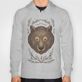 The Bear and Cedar Hoody