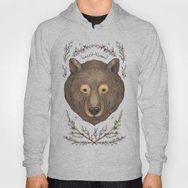 The Bear and Cedar Hoody