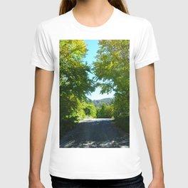 A Lighted Path T-shirt