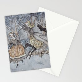 What Happened at the Creek that Day Stationery Cards