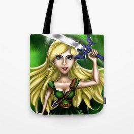 Link Genderbend Tote Bag