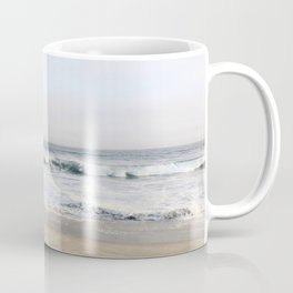 Crashing waves & hazy skies Coffee Mug