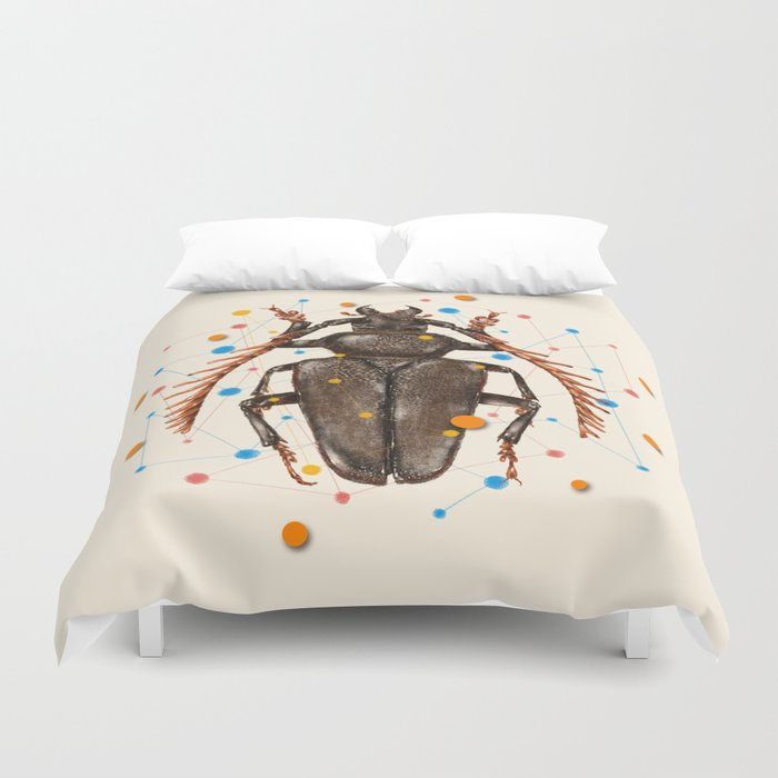 INSECT VIII Duvet Cover