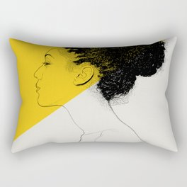 Stay Positive Rectangular Pillow