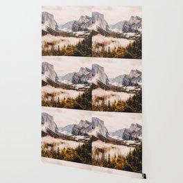 Amazing Yosemite California Forest Waterfall Canyon Wallpaper