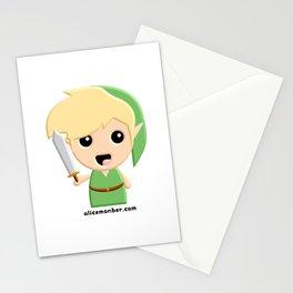 Kokeshi Legend Of Link Stationery Cards