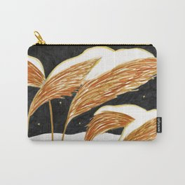 Clear Night brush pen illustration by Amanda Laurel Atkins Carry-All Pouch