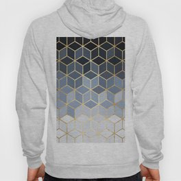 Colorful and golden pattern I Hoody
