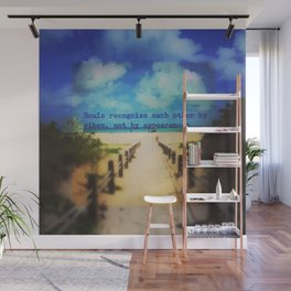 Souls Recognition Wall Mural