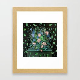 Invasive Exotic Framed Art Print