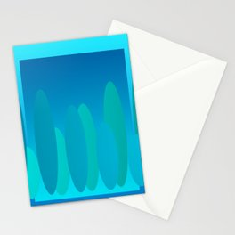 Playing with nuances  4 ... Stationery Cards