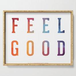 Feel Good Serving Tray