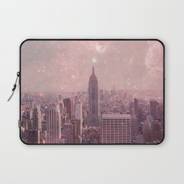 Stardust Covering New York Laptop Sleeve