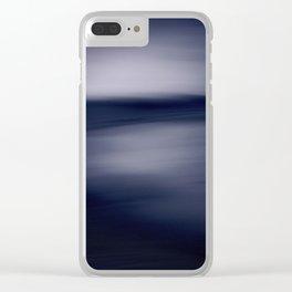 Mood Indigo Clear iPhone Case