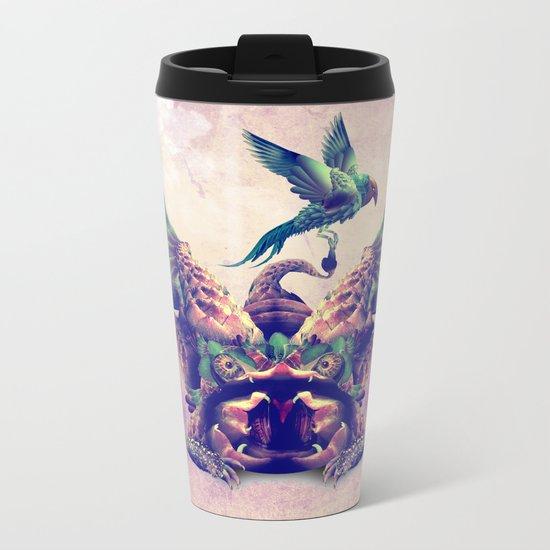 monster Metal Travel Mug