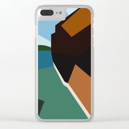 Cedros Clear iPhone Case