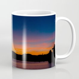 Glowing - Sunset in San Francisco, CA Coffee Mug