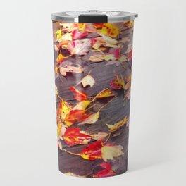 Fallen Colors Travel Mug