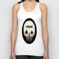 the goonies Tank Tops featuring THE GOONIES by Rocky Rock