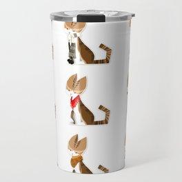 Cats N' Scarfs Travel Mug