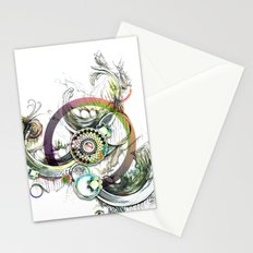 a good place for sincere thought Stationery Cards