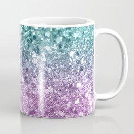 Mermaid Girls Glitter #6 #shiny #decor #art #society6 Coffee Mug