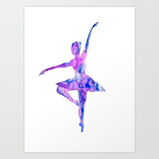 passe Art Print