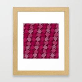 Op Art 81 Framed Art Print