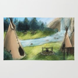 The Camp Rug