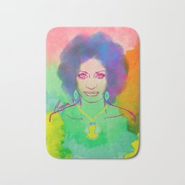 CELIA CRUZ Bath Mat