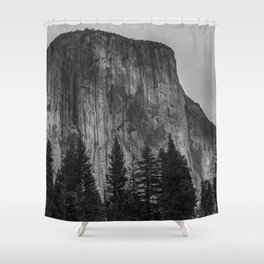 El Capitan 02 Shower Curtain