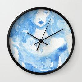 Kate as Marie Antoinette Wall Clock