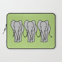 Big Elephant Laptop Sleeve