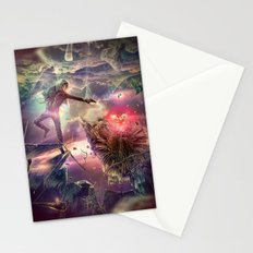 The Heart of Darkness Stationery Cards
