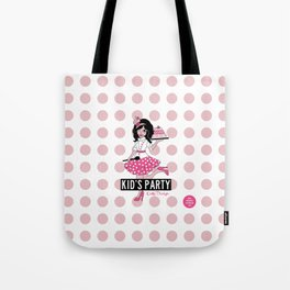 Kid's Party Project Tote Bag