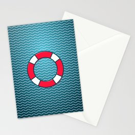 Lifeguard Stationery Cards