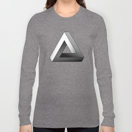 Impossible Triangle Long Sleeve T-shirt