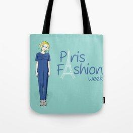 Fashion Week Tote Bag