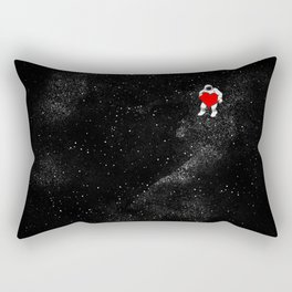 Love Space Rectangular Pillow
