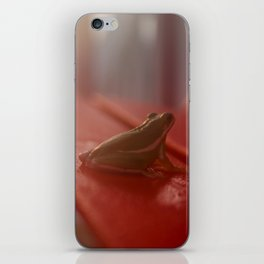 1230 - Beach Frog OBX iPhone Skin