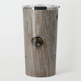 Emerging Mason Bee Travel Mug
