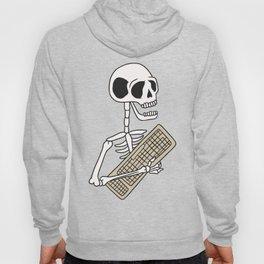 Skeleton Keyboard Hoody