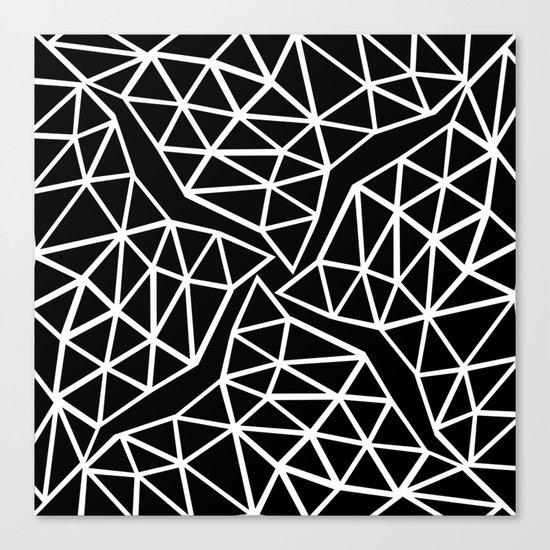 Seg Colide Canvas Print