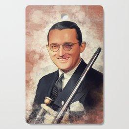Tommy Dorsey, Music Legend Cutting Board