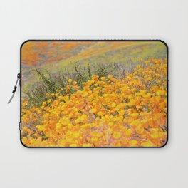 Poppy Fields by Reay of Light Laptop Sleeve