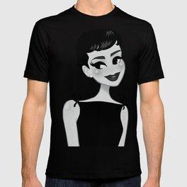 Audrey Hepburn - Sabrina T-shirt