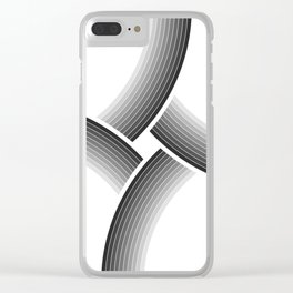 opart 101 Clear iPhone Case