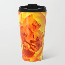 FLOWER SUNSHINE Travel Mug