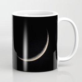 Waxing Crescent Coffee Mug