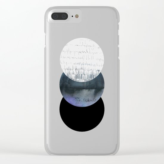 AG01 Clear iPhone Case